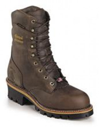 Chippewa Super Logger Steel toe